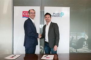 CLH-PlugPower-hidrogeno-España