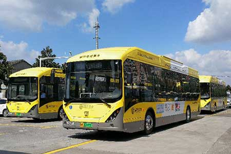 Fuel-Cell-Buses