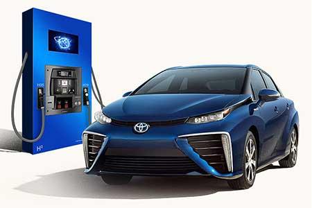Toyota-hidrogeno