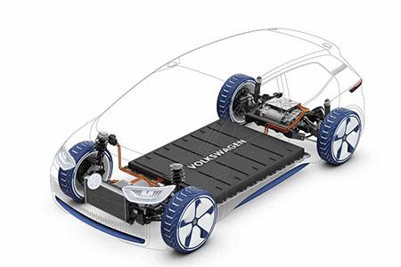 Volkswagen-auto