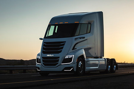 Nikola Motor bursts with revolutionary electric and hydrogen